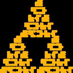 The Triforce of.. Zelda? - Version 2 - by Soraoraoraora