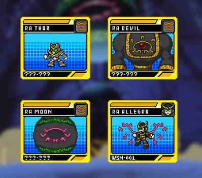 Mega Man Reprise - Final Level: Fortress 3