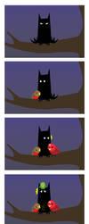 Batman and the Robins by hackbenjaminontumblr