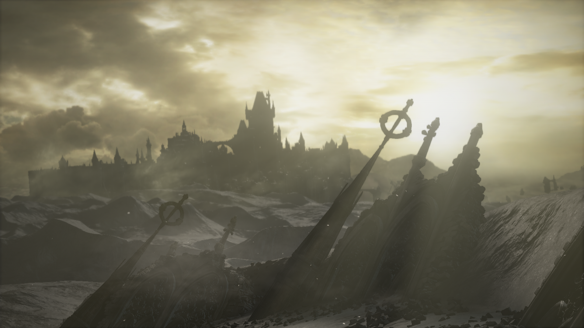 The Ringed City Wallpaper: Dark Souls 3 The Ringed City By Bartock26 On DeviantArt