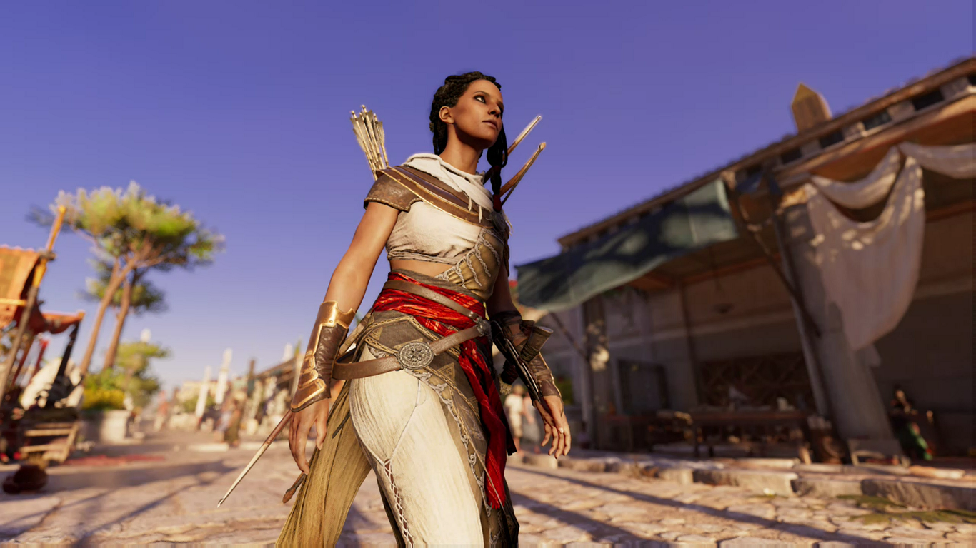 Assassins Creed Origins aya by bartock26 on DeviantArt