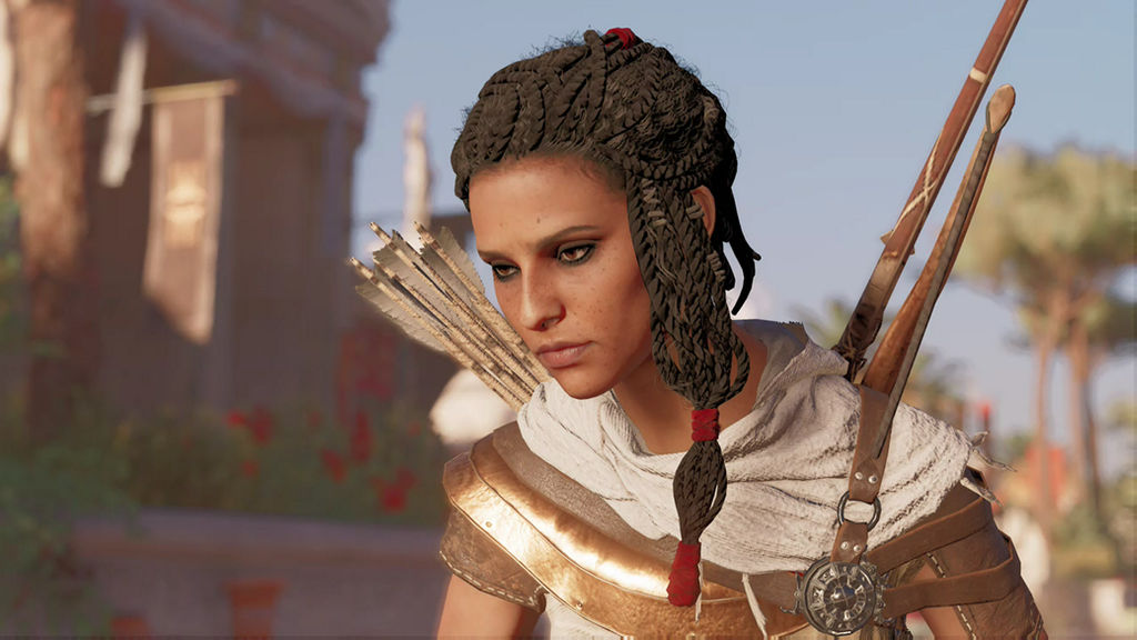 assassins creed origins aya cosplay