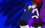 Nina y Jana neko (Editado)