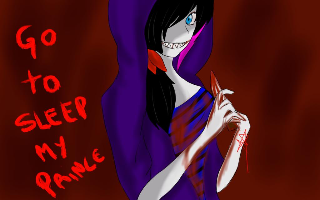 how to draw nina the killer