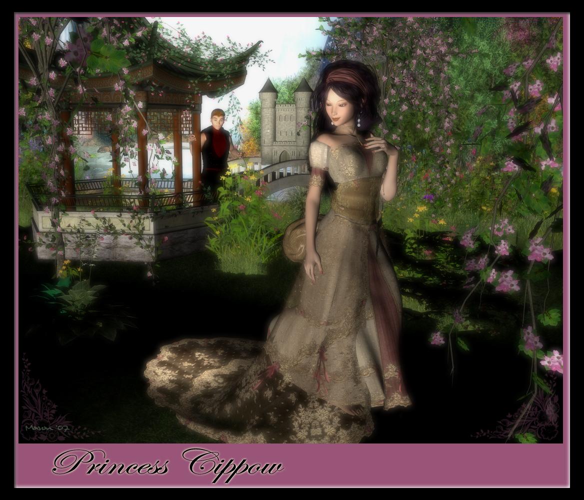 Princess Cippow by echomedia