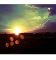 SunBeams by ProspectOfTwilight