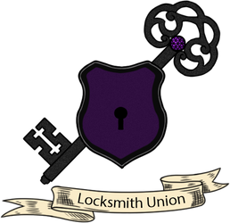 Locksmith Union Crest [DragonRealms]