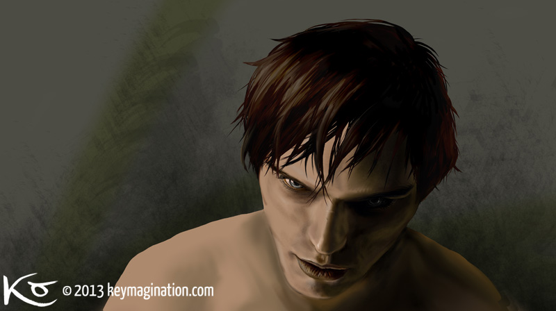 Nicholas Hoult R Warm Bodies by Keymagination on DeviantArt