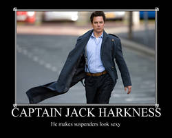 Captain Jack Harkness by secret-ninja-girl
