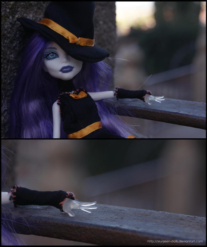 Everyday is Halloween II by MySweetQueen-Dolls