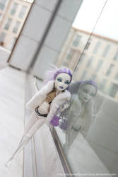 The Most Glamurous Model in the City by MySweetQueen-Dolls