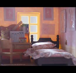 Eva's Room by MySweetQueen-Dolls