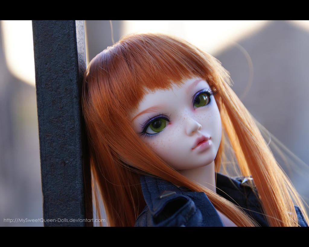 Pure Beauty by MySweetQueen-Dolls