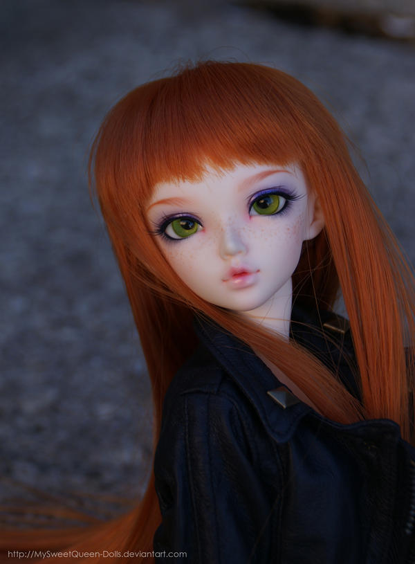 Beautiful Optimist by MySweetQueen-Dolls