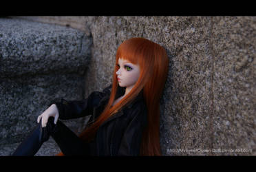 Looking to the Infinite by MySweetQueen-Dolls