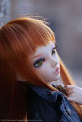Daphne Portrait by MySweetQueen-Dolls