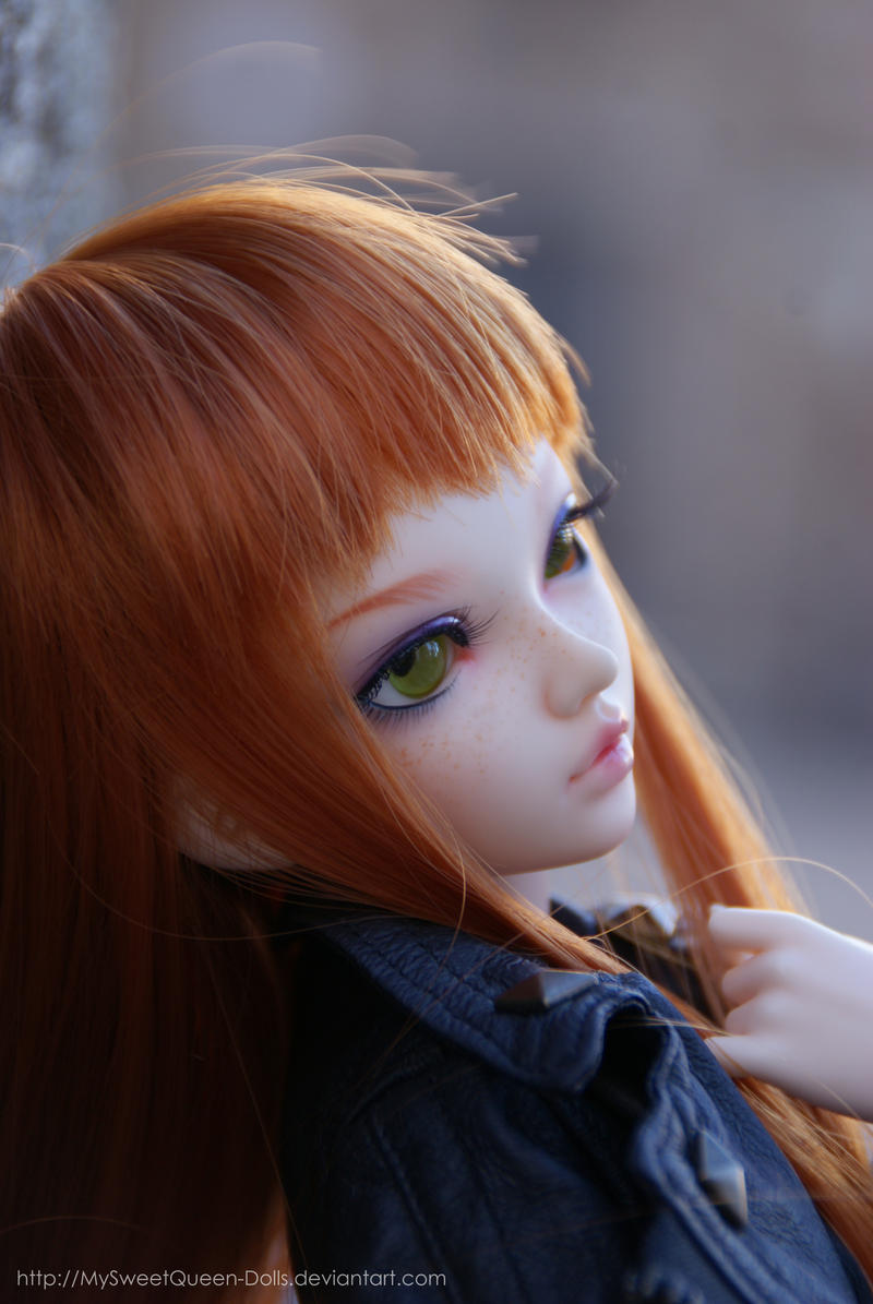 Daphne Portrait by MySweetQueen-Dolls