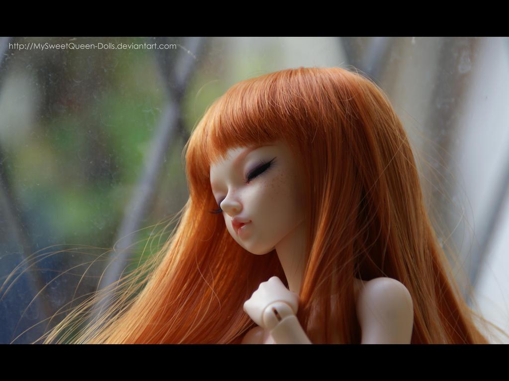 Sleeping Beauty by MySweetQueen-Dolls