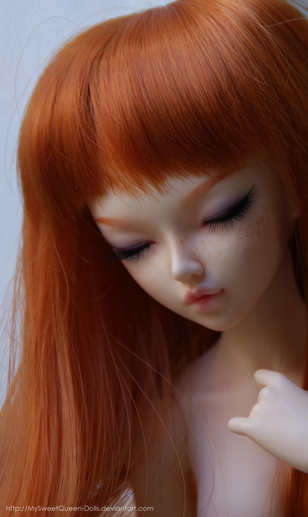 Delicated Fire by MySweetQueen-Dolls