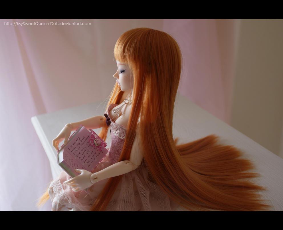 Dear Diary... by MySweetQueen-Dolls