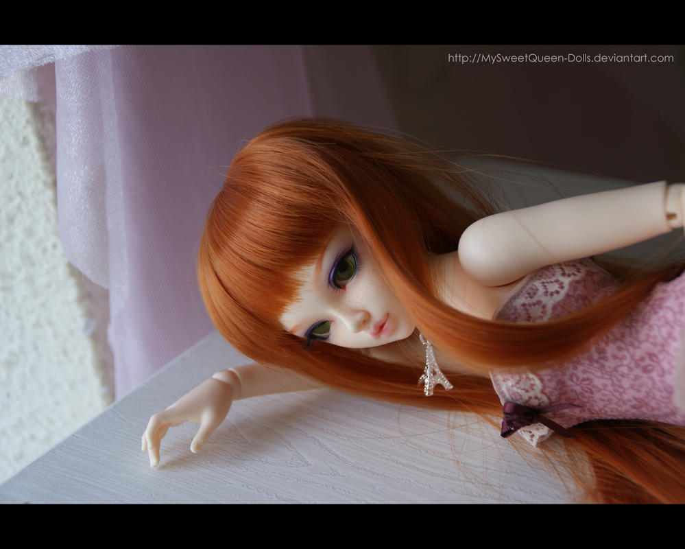 A Rest From Perfection by MySweetQueen-Dolls
