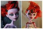 Repainting VS Factory Makeup: Operetta