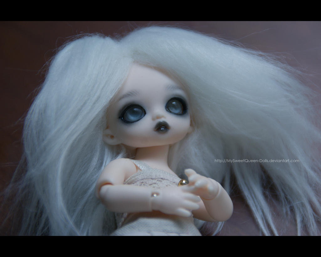 Little Angel by MySweetQueen-Dolls