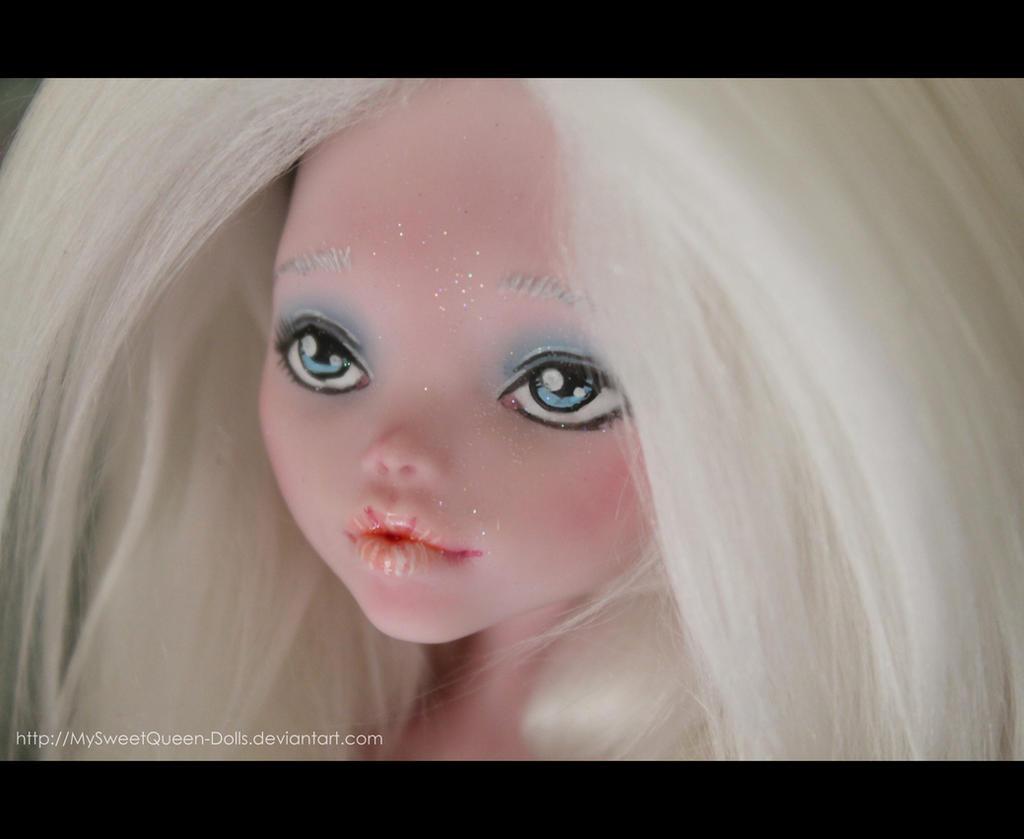 Angel: Repaint Details + Video by MySweetQueen-Dolls