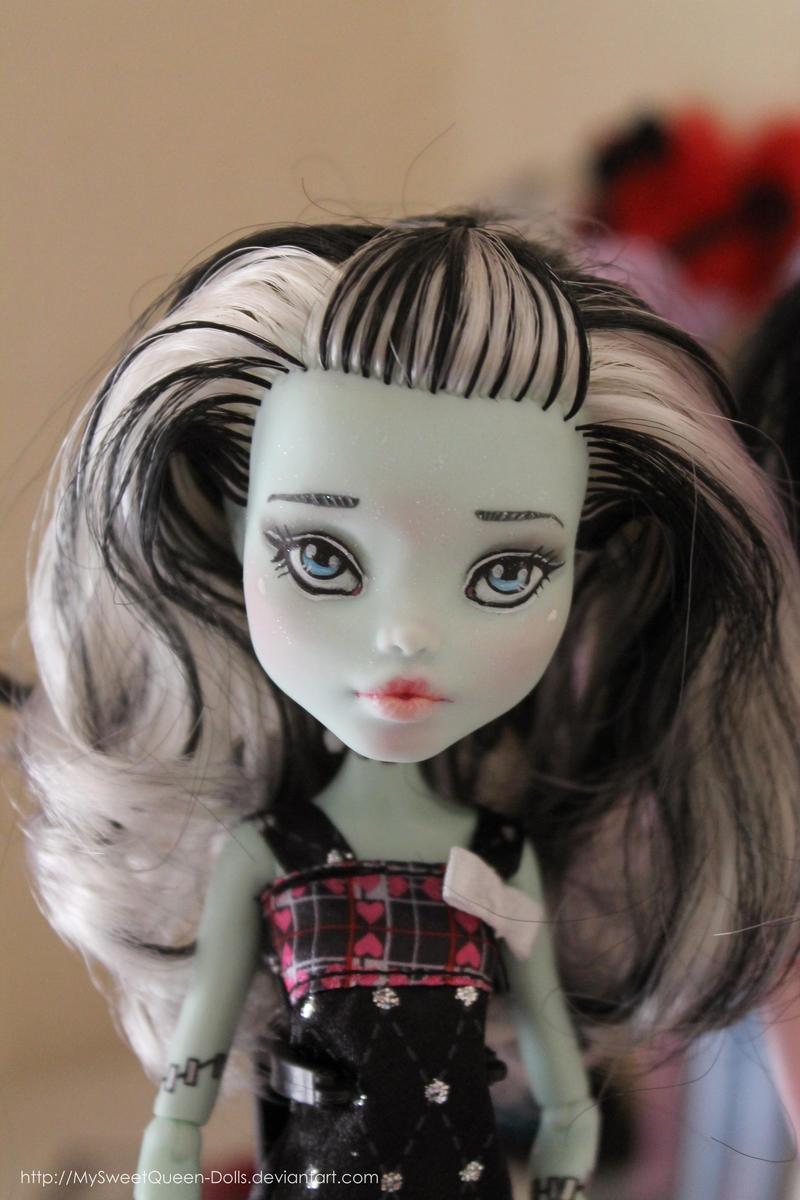 Sweet Sweet Frankie by MySweetQueen-Dolls