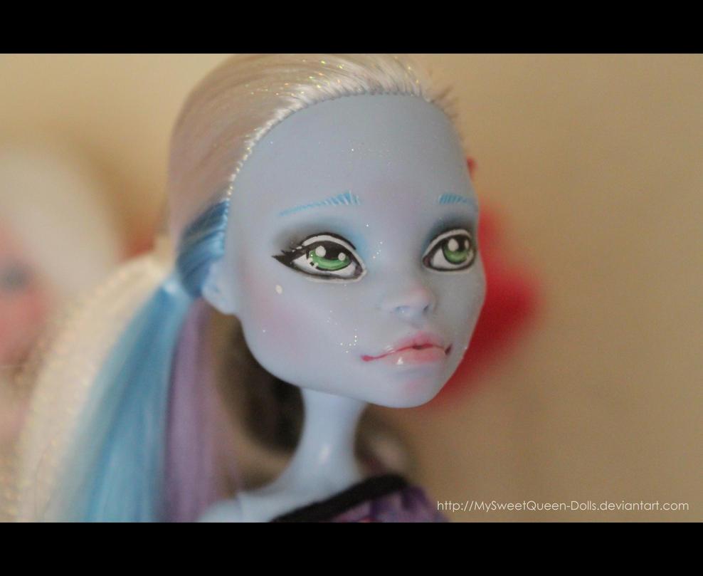 Sweet Abbey by MySweetQueen-Dolls
