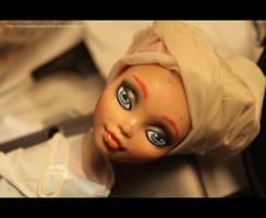 Sexy Howleen Repaint by MySweetQueen-Dolls