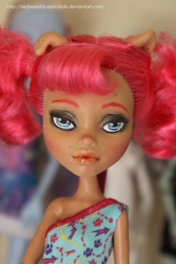 Sexy Howleen Repaint II by MySweetQueen-Dolls