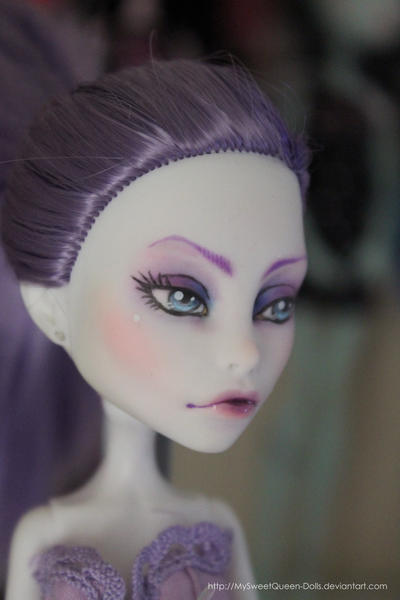 Lavender Princess by MySweetQueen-Dolls