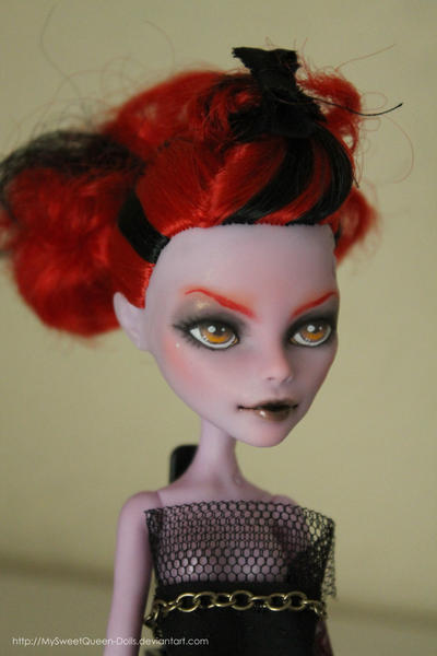 Persephore 2.0 (For Sale) by MySweetQueen-Dolls