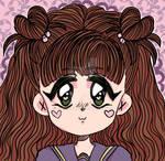 Chibi head 2
