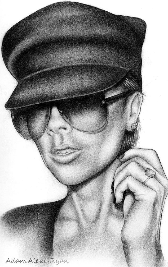 Victoria Beckham 2 by AdamAlexisRyan
