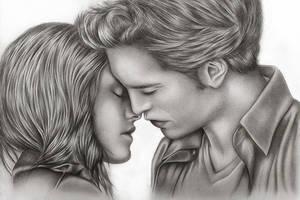 Twilight Kiss by AdamAlexisRyan