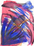 Hatching Blue-red by FictarGraphics