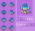 Hiyappu Overworlds by TyranitarDark