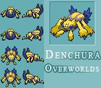 Denchura Overworlds by TyranitarDark