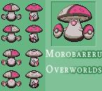 Morobareru Overworlds by TyranitarDark