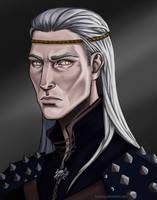 Geralt by l-livas-l