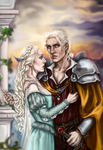Valyrian Blood by l-livas-l