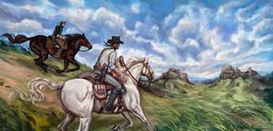 Ride cowboy ride
