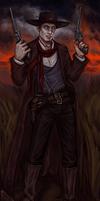 Deadman's guns