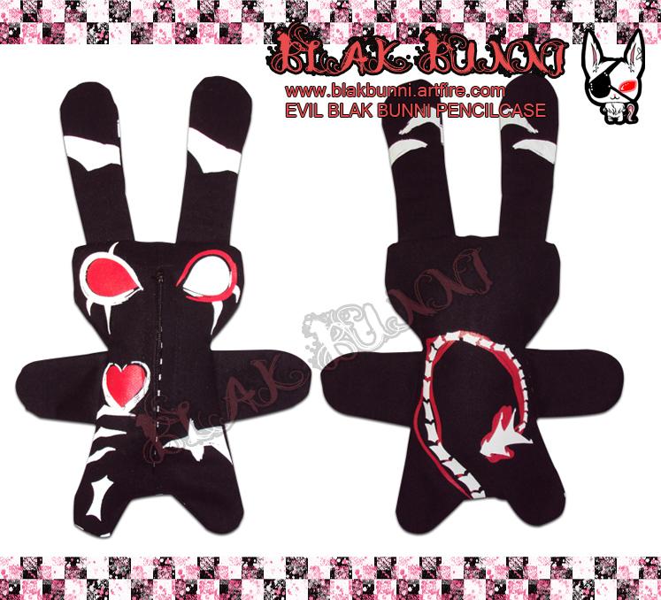 Blak Bunni Bag by BlakBunni