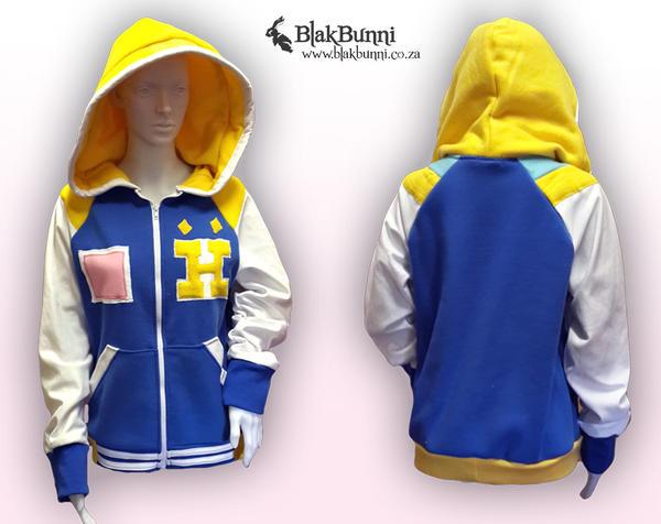 Haru Free! Inspired hoodie by BlakBunni