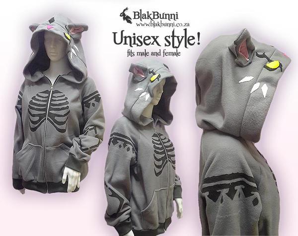Alice Madness Returns Cheshire hoodie by BlakBunni