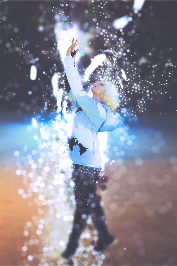 Yuri on ice Agape hoodie by BlakBunni