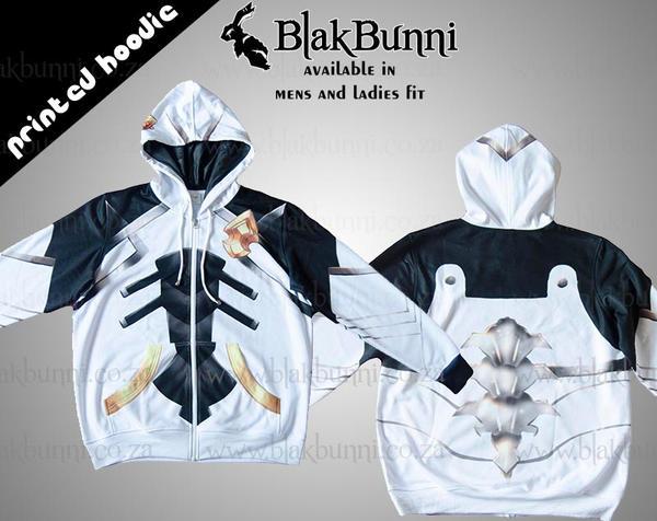 Corrin Fire Emblem Fates Hoodie by BlakBunni